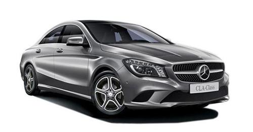 Mercedes-Benz CLA [2015-2016] Model Image