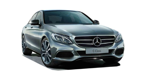 Mercedes-Benz C-Class [2014-2018] Model Image