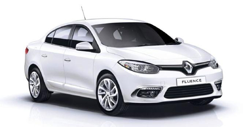 Renault Fluence 2017 Model Image