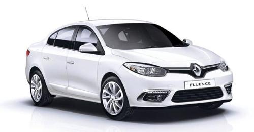 Renault Fluence 2017 Model Image