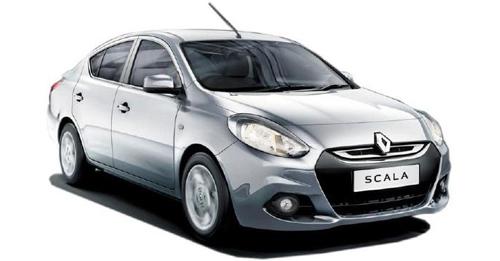 Renault Scala 2017 Model Image