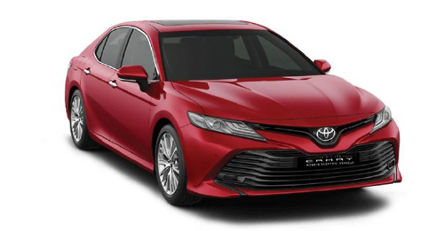 Compare Toyota Camry Ground Clearance with similar cars