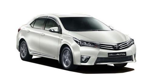 Toyota Corolla Altis [2014-2017] Model Image