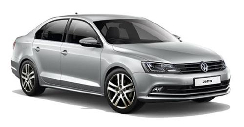 Volkswagen Jetta Model Image