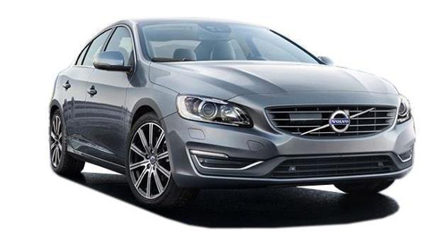 Volvo S60 Boot Space Capacity