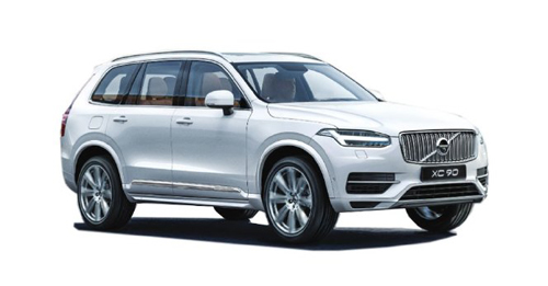 Volvo XC90 Momentum Luxury Price in India