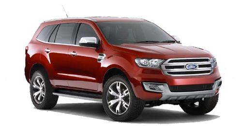 Ford Endeavour [2016-2019] Model Image