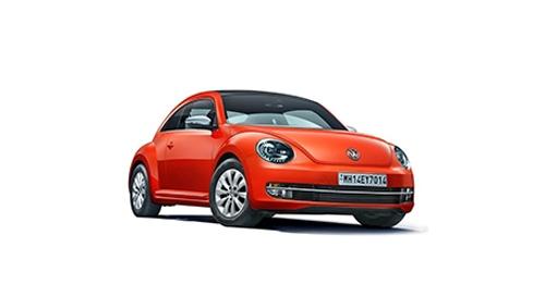 Volkswagen Beetle Model Image