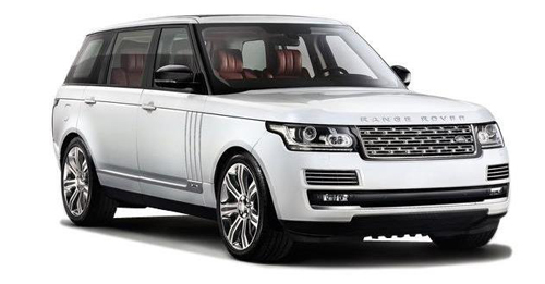 Land Rover Range Rover [2014-2018] Model Image