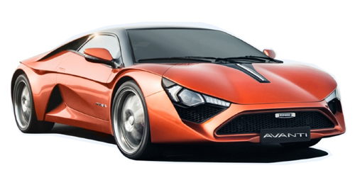 Compare DC Avanti Kerb Weight with similar cars