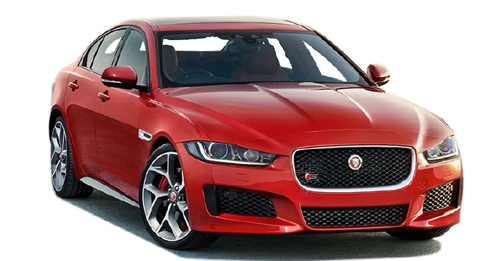 Compare Jaguar XE Kerb Weight with similar cars