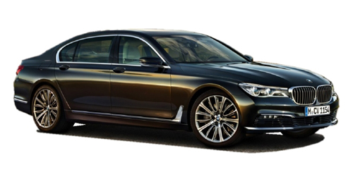 Compare BMW 7 Series Kerb Weight with similar cars