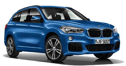 BMW X1 Boot Space Capacity