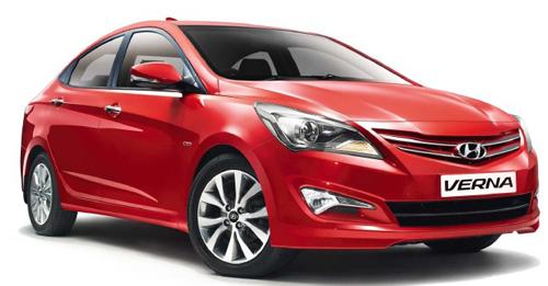 Hyundai Verna [2016-2017] Model Image