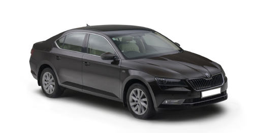 Skoda Superb [2016-2019] Model Image