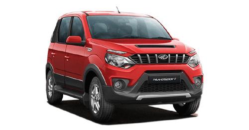 Mahindra NuvoSport Model Image