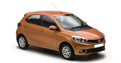 Tata Tiago Model Image