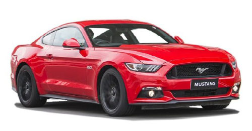 Compare Ford Mustang Kerb Weight with similar cars