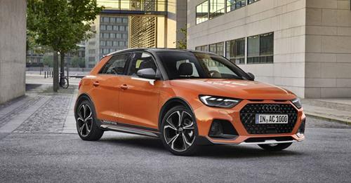 Audi A1 Model Image