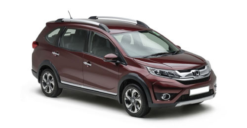 Compare Honda BRV Ground Clearance with similar cars