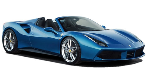 Ferrari 488 Dimensions, Length, Width and Height.