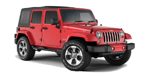 Jeep Wrangler Boot Space Capacity