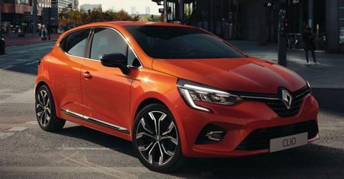 Renault Clio Model Image