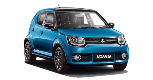 Maruti Suzuki Ignis [2017-2019] Model Image