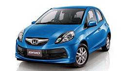 Honda New Brio Model Image