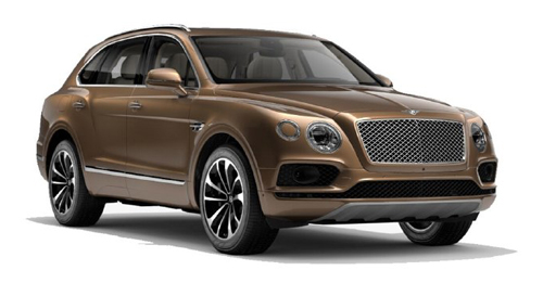 Bentley Bentayga Model Image