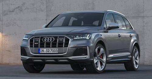 Audi SQ7 Model Image