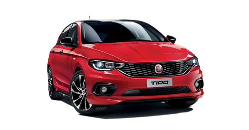 Fiat Tipo Model Image