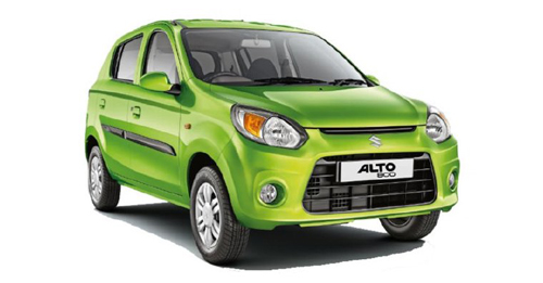 Alto 800 Price in Ghaziabad