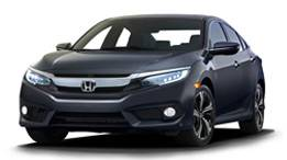 Honda Civic Model Image