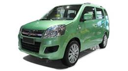 Maruti Suzuki Wagon R MPV Model Image