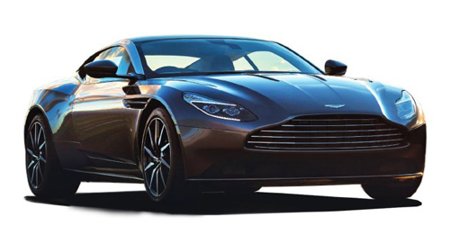 Compare Aston Martin DB11 Kerb Weight with similar cars