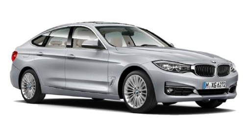 Compare BMW 3 Series GT Ground Clearance with similar cars