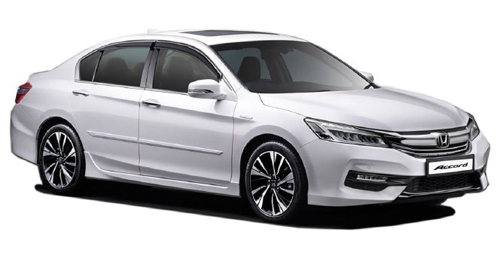 Honda Accord Model Image