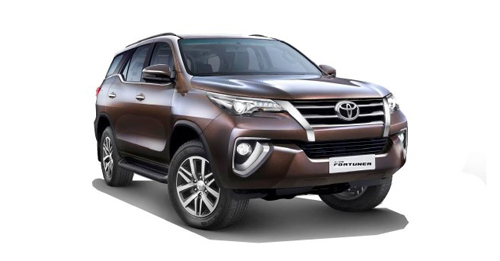 Toyota Fortuner Boot Space Capacity