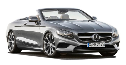 Compare Mercedes-Benz S-Class Cabriolet Kerb Weight with similar cars