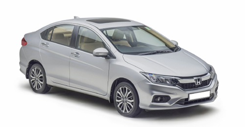 Honda City 4th Generation [2017-2019]