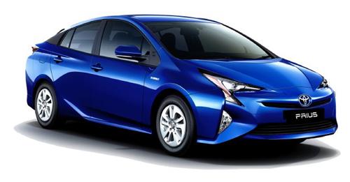 Toyota Prius Model Image