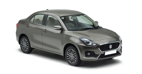Maruti Suzuki DZire On Road Price in Noida
