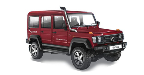 Force Motors Gurkha Price in India - Get Force Motors Gurkha Price, Features, Specs, Review, Mileage, colors and Pictures. Know everything about Force Motors Gurkha