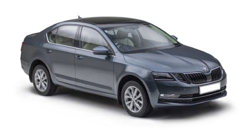 Skoda Octavia Boot Space Capacity