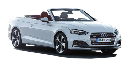 Compare Audi A5 Cabriolet Kerb Weight with similar cars