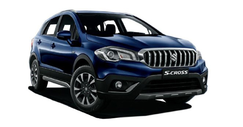 Maruti Suzuki S-Cross Boot Space Capacity