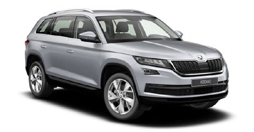 Skoda Kodiaq Dimensions, Length, Width and Height.