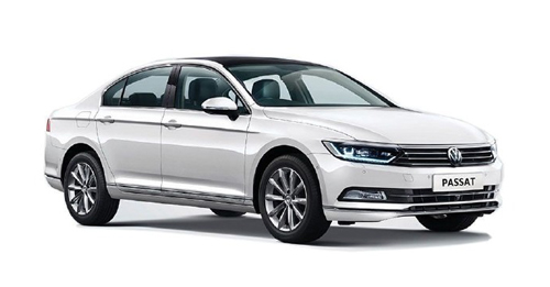 Volkswagen Passat Comfortline Connect Price in India
