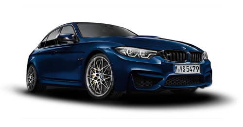 BMW M3 Colours
